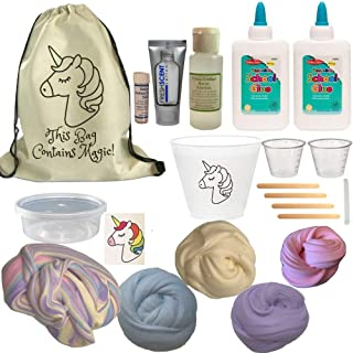 Best unicorn slime labels Reviews