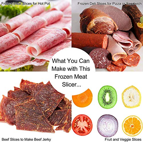 Tenweet『冷凍肉スライサー』
