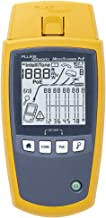 Fluke Networks MS-POE MicroScanner Copper Cable Verifier and PoE tester for RJ-45 Category 5-6A Ethernet Cables, Identifies Supplied Class 0-8 Power from Ethernet PSE Devices