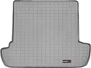 WeatherTech Custom Fit Cargo Liners for Toyota 4Runner, Grey
