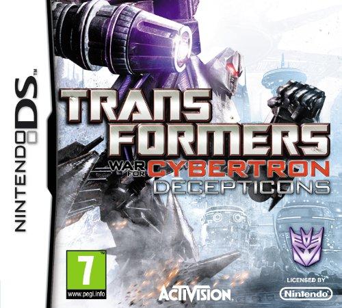 Transformers: War for Cybertron - Decepticons (Nintendo DS) [Importación inglesa]