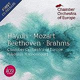 Nikolaus Harnoncourt dirigiert Haydn, Mozart, Beethoven und Brahms
