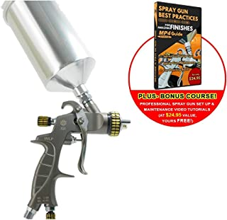ATOM X20 Professional Spray Gun - MP LVLP Solvent/Waterborne (1.3mm)