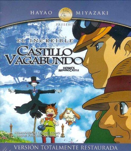 Howls Moving Castle - El Increible Castillo Vagabundo Blu-ray en Espa�ol Latino Region A 1920 x 1080p