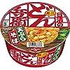 日清食品 どん兵衛 天ぷらそばミニ [東] 46g×12個