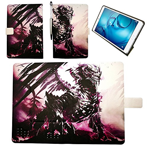 Funda para Archos 101e Neon Tablet Funda Tablet Case Cover ZL
