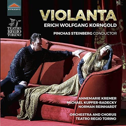 Annemarie Kremer, Michael Kupfer-Radecky, Norman Reinhardt, Peter Sonn, Orchestra Teatro Regio Torino feat. Pinchas Steinberg