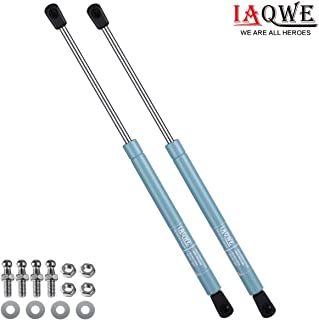 100Lbs/445N 20Inch Lift Support C1608054 Gas Spring Struts Lid Stay for RV Bed Door Tonneau Cover Floor Hatch Heavy-Duty T...