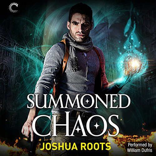 Summoned Chaos audiobook cover art