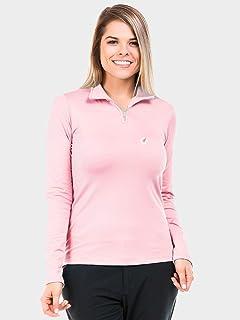 Camisa Térmica para Frio Feminina Gola Alta com Proteção Solar Extreme UV