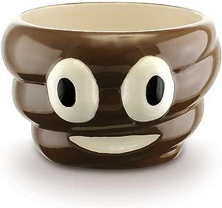 KOVOT Poop Bowl - 24 Oz Ceramic Poop Emoji Bowl