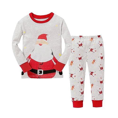 b9b02fef5 Boy Christmas Pyjamas  Amazon.co.uk