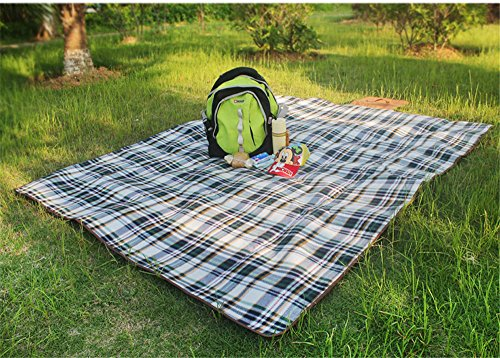MONEYY The Picnic mat red and white format outdoor portable moisture pad tent picnic the picnic camping mats 300*362cm