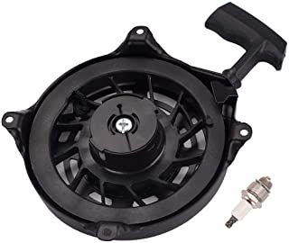 Gimiton 497680 Rewind Recoil Starter for Briggs & Stratton 497680 498144 for Toro Lawnboy MTD Snapper Lawnmower Oregon 31-068 for Rotary 12368