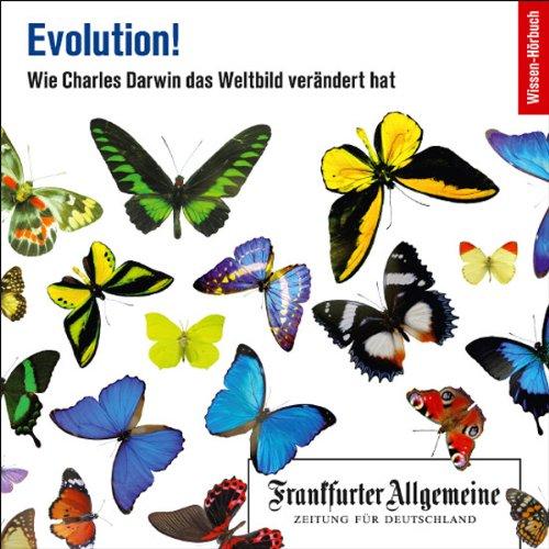 Evolution. Wie Charles Darwin das Weltbild verändert hat Titelbild