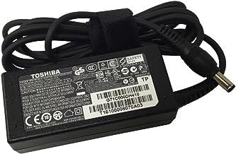 Original Toshiba 45W AC Adapter for Satellite C75D-A7213, C75D-A7223, C75D-A7226, C75D-A7265NR, C75D-A7286, C75D-B7200, C7...