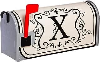 Evergreen Flag & Garden Magnetic Mailbox Cover Letter: X