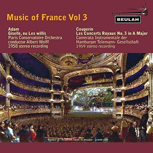 Paris Conservatoire Orchestra