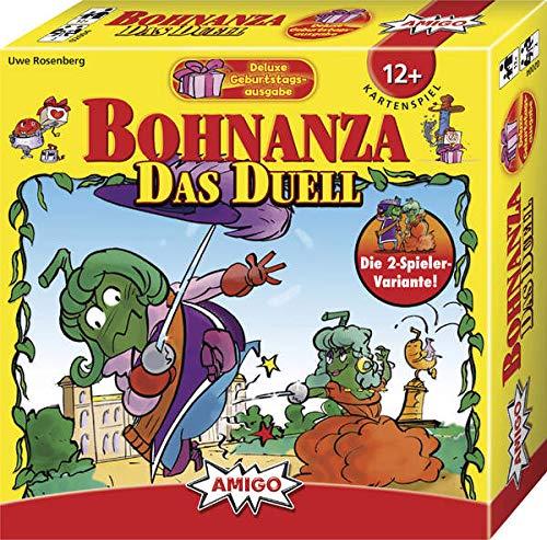 Amigo Spiel + Freizeit 02004 Bohnanza-Das Duell Deluxe