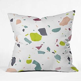 """Deny Designs Mareike Boehmer Terrazzo 1 Throw Pillow, 16"""" x 16"""""""