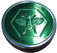 product image for Bee Bar Lotion Bar-2oz Citrus, Green Tin