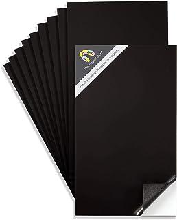 10 A4 Adhésif Magnétique Pages 0.85mm Très Collant, Forte Flexible Voiture Fabrication Enseignes et Patron Stockage LE FRI...