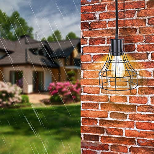 Energy Saving Waterproof Durable Shed Light, Solar Light, Convenient for Garage Home