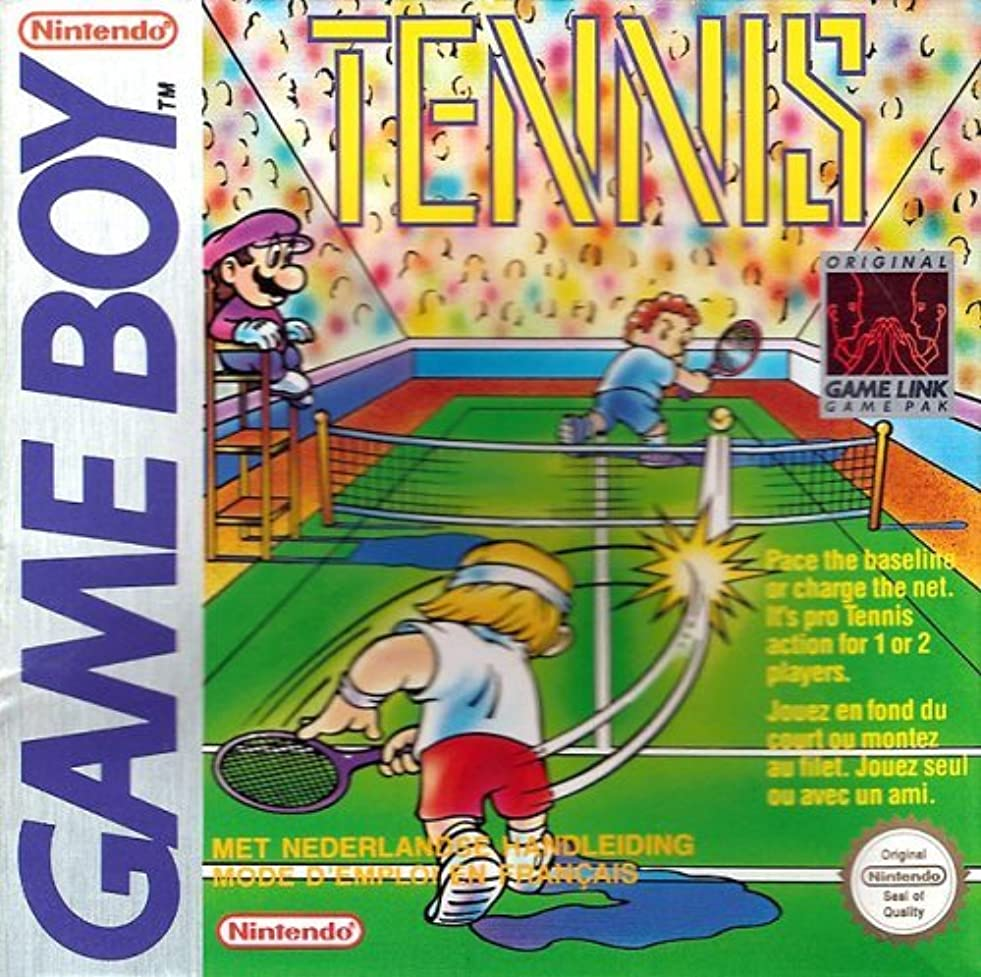 まあ横向き維持Tennis (Gameboy) [US Import] by Nintendo [並行輸入品]