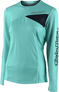Skyline L/S Solid Women's Off-Road BMX Cycling Jersey