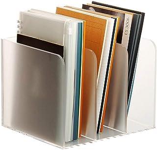 3 Magazin-Publikation Ablage Fach Aufbewahrungsbox Teiler Aktenhalter  Divider