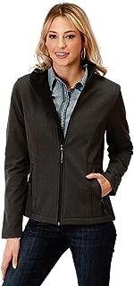 Women's Grey Softshell Jacket - 03-098-0780-7106 Gy