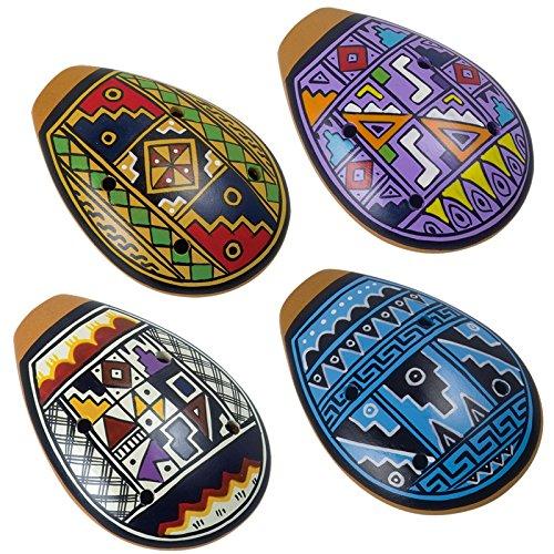 Cusco QT-04 Ocarina - Set of 4