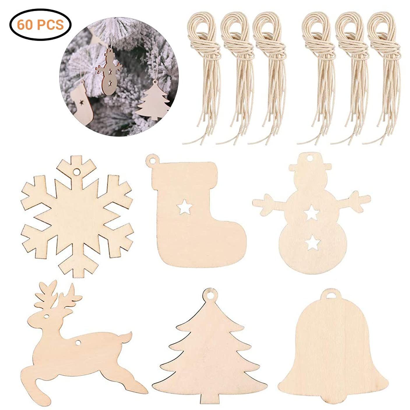 まともな静かに場合Besline クリスマス 木 掛け飾り クリスマスオーナメント クリスマス飾り 吊り装飾用 暖炉 部屋飾り 家庭装飾 飾り付け 雰囲気満載 クリスマス小物 プレゼント ギフト 贈り物