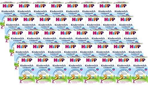 Hipp Kindermilch Combiotik 2+, ab dem 2. Jahr, Big Box, 40 x 600g (24KG)