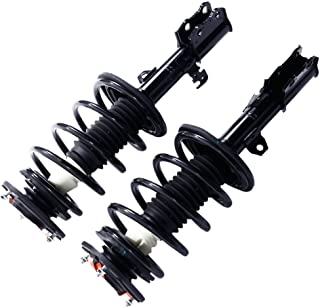 MILLION PARTS 2 Pcs Front Complete Shock Strumber Absorber Assembly 172114 172115 for Toyota 2003 2004 2005 2005 2006 2007 2008 Corolla