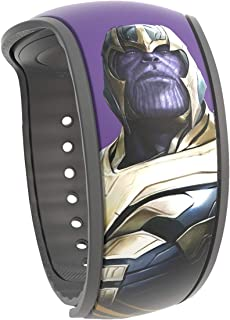 Parks Disney Thanos Avengers Magic Band - Link It Later