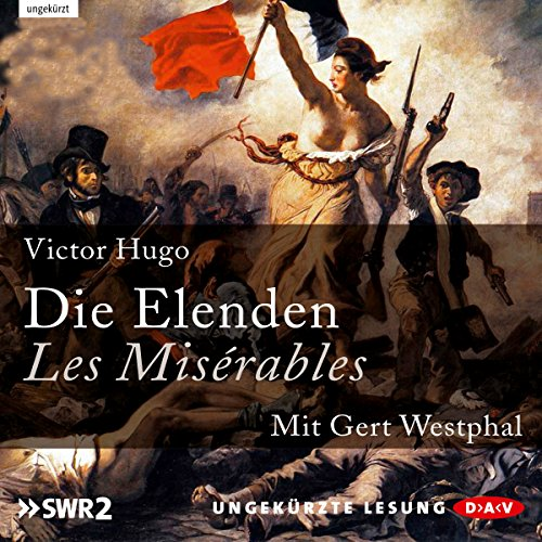 Die Elenden / Les Misérables cover art