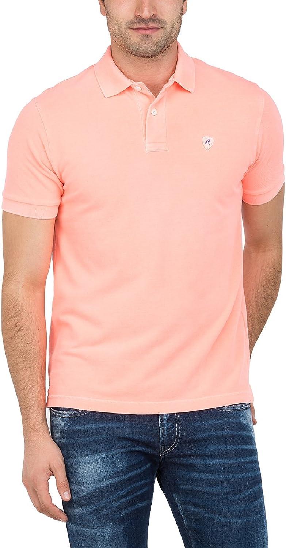 Replay Herren Poloshirt Poloshirt Poloshirt B078H655WV  Elegant natürlich ff4b80