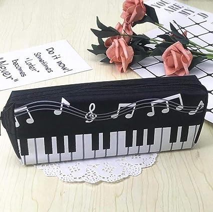 estuche kipling1 Uds notas musicales teclado de piano estuche ...