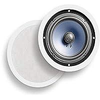 Deals on Polk Audio RC80i 2-way Round Speakers