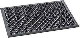 Tidyard Ringgummimatte Gummi Ringmatte f/ür Eingangsbereich Terrasse oder Werkstatt Gummimatten 5 St/ück 16 mm 40 x 60 cm