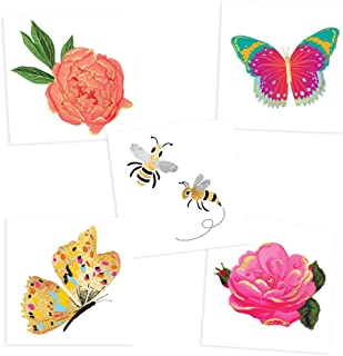 Best butterfly and bee tattoo Reviews