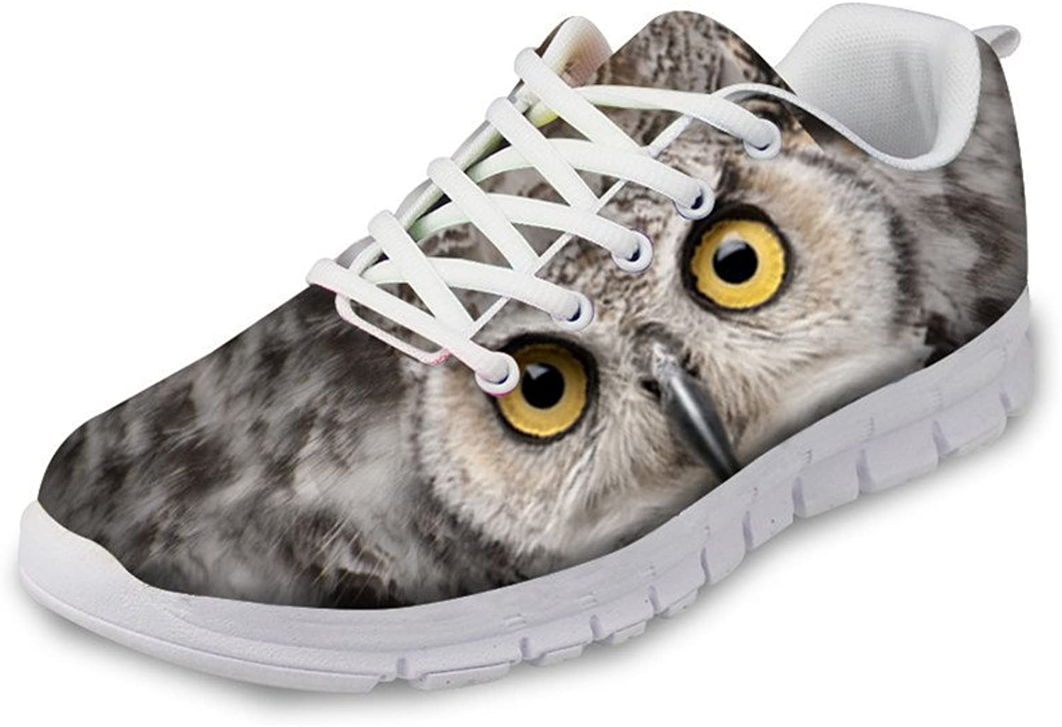 Bigcardesigns Womens Cat Running shoes Sneakers