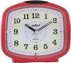 ساعة منبه من سانفورد، انالوج - SF3002ALC، بطاريات ايه ايه، متعدد