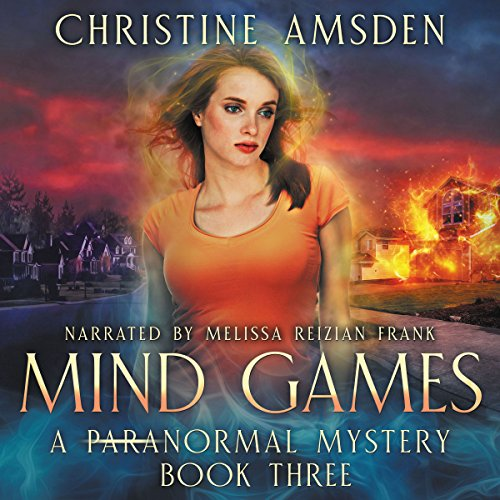 Mind Games     Cassie Scot, Book 3              By:                                                                                                                                 Christine Amsden                               Narrated by:                                                                                                                                 Melissa Reizian Frank                      Length: 9 hrs and 19 mins     41 ratings     Overall 4.3