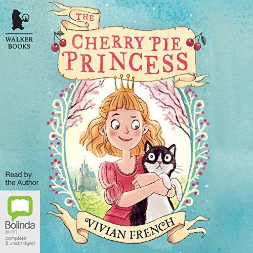 The Cherry Pie Princess audiobook cover art