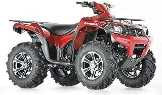 ITP Mud Lite XTR, SS312, Tire/Wheel Kit - 27x9Rx14 - Matte Black/Machined 44281R