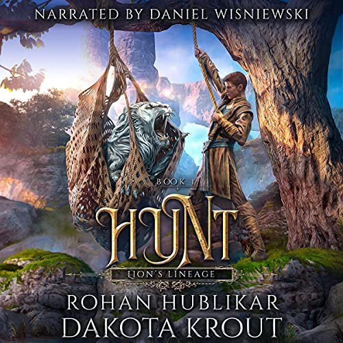 Page de couverture de Hunt
