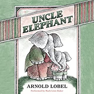 Uncle Elephant audiobook cover art