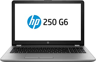 "HP 250 G6 Notebook, Intel Core i7-7500U, 8 GB di RAM, SSD da 256 GB, Display 15.6"" Antiriflesso FHD 1920 x 1080, Argento"